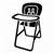 children's highchair (upon request)